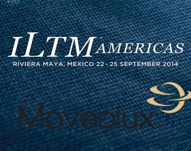 Moveolux partecipa a ILTM Americas 2014