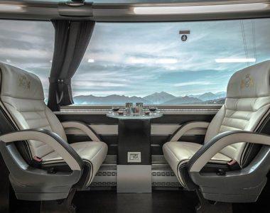 Noleggio bus di lusso per il Gran Premio d'Italia di Formula 1