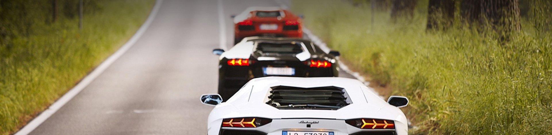 Tour Ferrari & Lamborghini