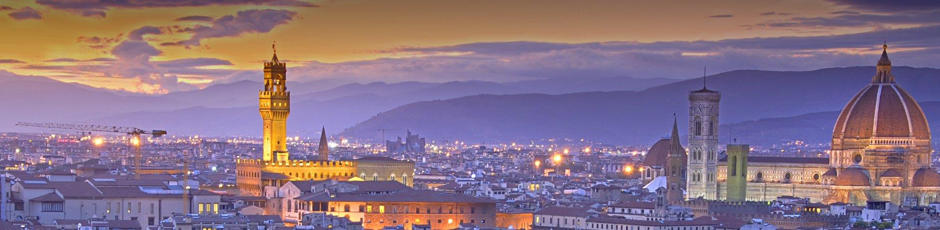 Tour di Firenze e della Toscana