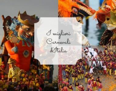 Scopri i migliori Carnevali d'Italia del 2016
