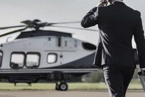 Affittare elicottero per trasferimenti