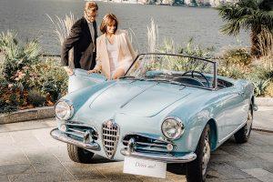 Noleggio auto vintage per spot pubblicitari