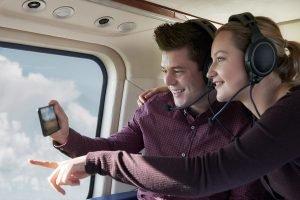 Noleggio elicotteri per tour