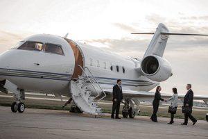 Noleggio jet privati in Italia
