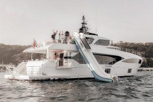 Noleggio yacht per un giorno in Italia