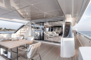 Noleggio yachts di lusso Moveolux