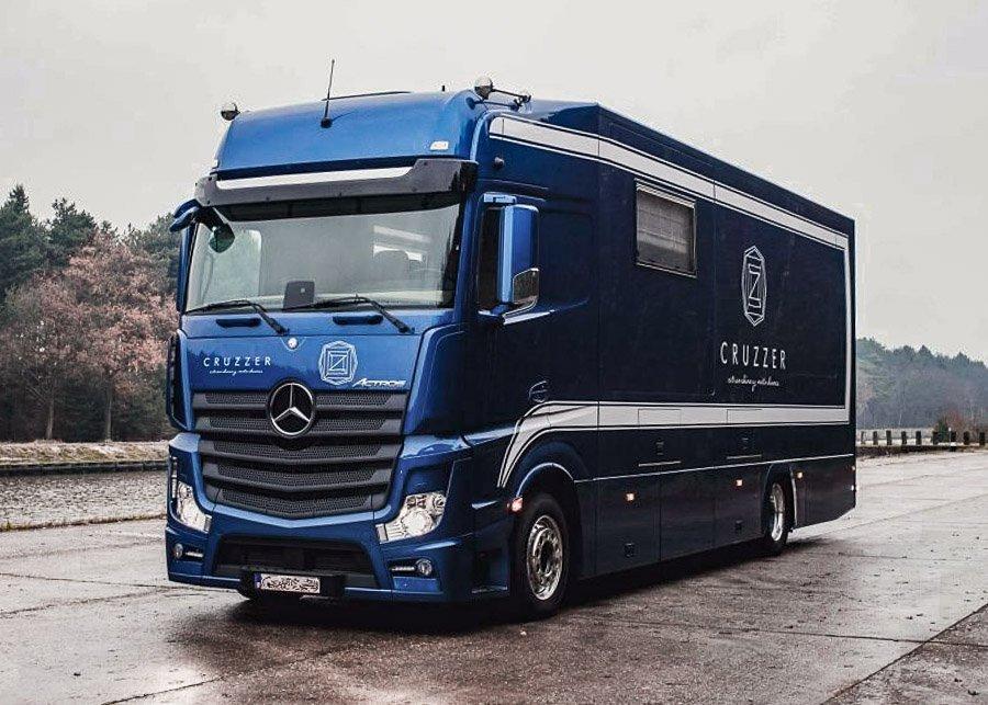 Mercedes Actros Cruzzer 4