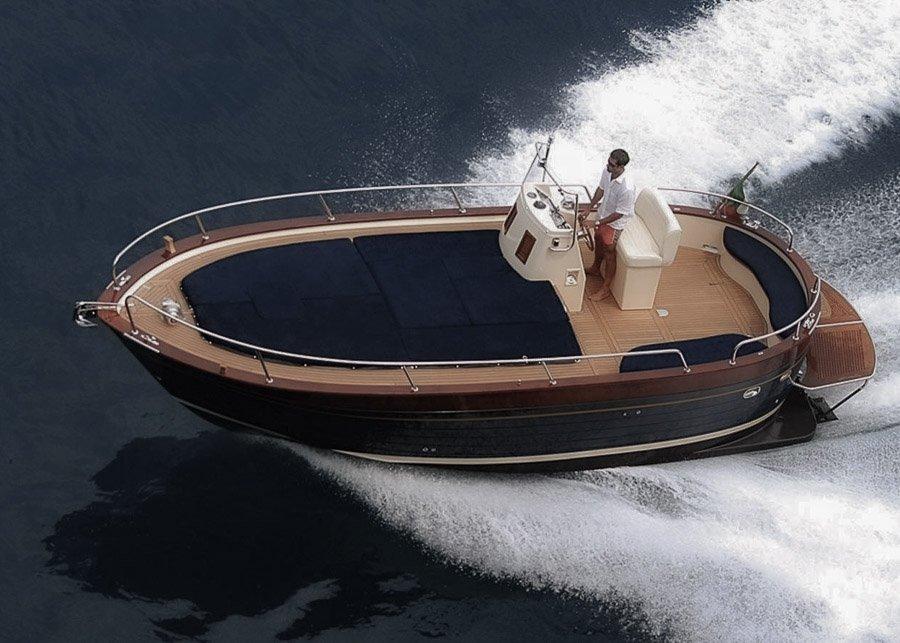 Taxi Boat Amalfi