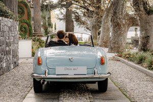 Noleggio auto classiche per matrimoni